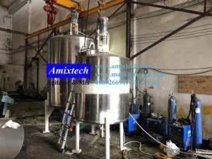 Bồn khuấy công nghiệp Amix-BK15