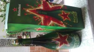 CHAI HEINEKEN 1500 ml- GIÁ: 250K/ CHAI