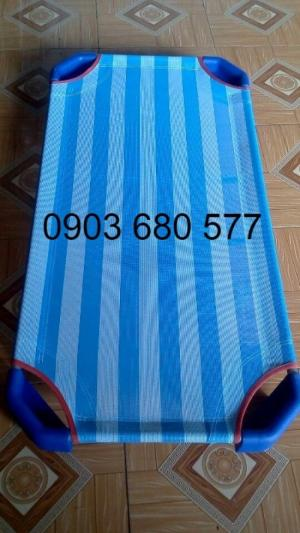 Chuyên cung cấp giường ngủ lưới mầm non cho bé giá rẻ, uy tín, chất lượng nhất