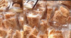 Bánh hỏi chà bông gà giòn rụm siêu ngon Suong's House