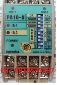 Bộ điều khiển pa 10-u autonics