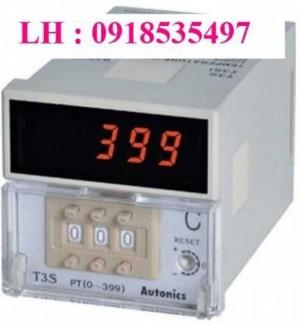Đồng hồ nhiệt độ  T3S-B4RK4C