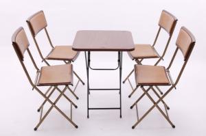bàn ghế gỗ xếp fansipan mặt niệm làm tại...