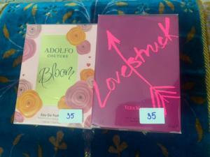 Nước hoa nam nữ xách tay USA 35 USD quà tặng Valentine