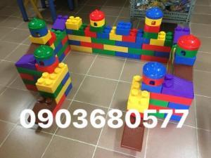 Đồ chơi lắp ghép thông minh nhiều chi tiết dành cho trẻ em