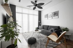 Thi công nội thất căn hộ chung cư trọn gói giá rẻ tại tphcm