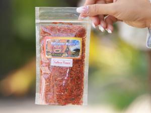 Saffron Flower Balinese Spice Hoa nghệ tây gia vị Suong House