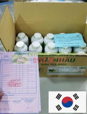 Viên Nang Trái Nhàu (Noni capsules)