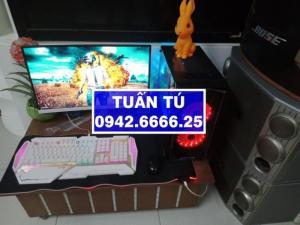 Chính chủ thanh lý máy tính cá nhân hàng chính hãng 100% H110 GIGABYTE Core i3, R8G, Màn 27Cong, RX570-8GB