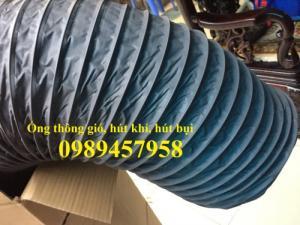 Ống thông khí chịu nhiệt phi 200, ống dẫn khí phi 250, phi 300 giá rẻ