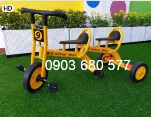 Xe đạp 3 bánh dành cho trẻ em mầm non giá rẻ, chất lượng cao
