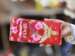 Socola Valentine - quà tặng Tình yêu nở hoa hạnh phúc