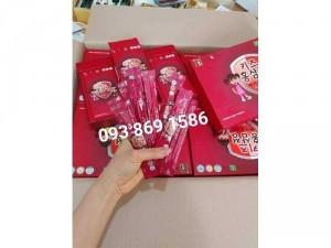 Hồng sâm Hàn Quốc cho bé biếng ăn