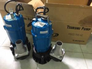 Nhà phân phối sản phẩm máy bơm chìm nước thải Tsurumi KTZ tại Miền Bắc