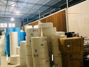 Vải lọc kháng khuẩn sản xuất khẩu trang y tế - Suong's House