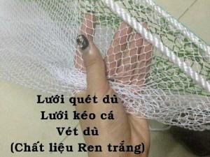 Lưới kéo quet dù