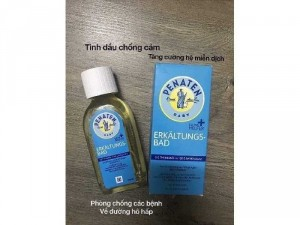 Tinh dầu tắm chống cảm cúm Penanten