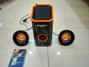 Loa SoundMax C-11 .