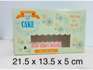 hộp giấy đựng bánh trung thu tiện ích nhiều sản phẩm set 100 hộp