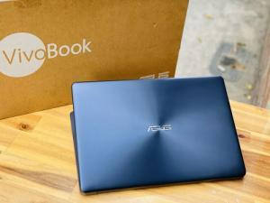 Laptop Asus Vivobook X510UQ,i5 8250U 4G SSD128+500G Vga 940MX Viền Siêu Mỏng Full Box Zin 100%