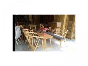 Bộ bàn ghế sofa cafe giá rẻ