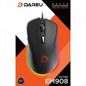 Chuột Gaming DAREU EM908 Led RGB chính hãng