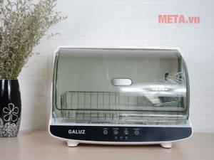 Máy sấy và diệt khuẩn bát đĩa Galuz BJG-40