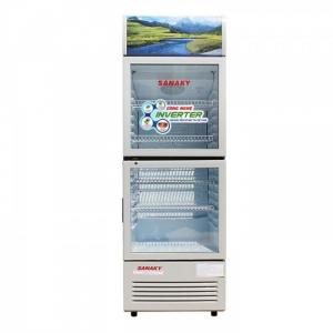 Tủ Mát Inverter Sanaky Vh-358w3l Low-e 290...