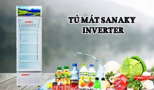 TỦ MÁT SANAKY VH-258K3 200 LÍT INVERTER