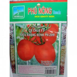 Hạt giống cà chua siêu kháng bệnh Phú Nông