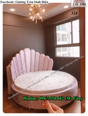 Xưởng sản xuất chuyên cung cấp giường tròn đẹp nhà nghỉ khách sạn giá rẻ bất ngờ