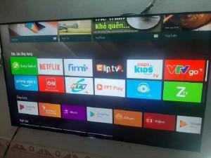 Bán TV Smart SONY 50W800C giọng nói