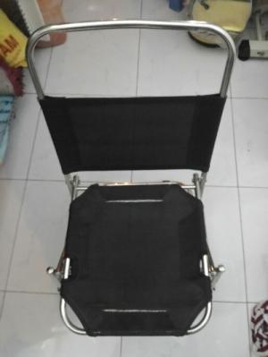Thanh lý ghế xếp lưới inox giá rẻ