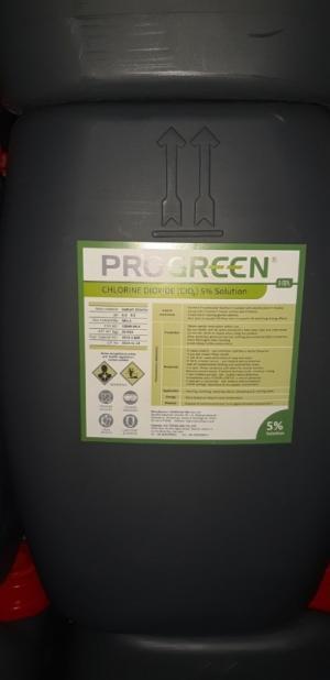 Chlorin Dioxide ( CLO2 ): DIỆT KHUẨN  đẩy lùi Corona phát tán và các vi khuẩn có hại