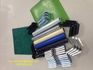 Ống thép bọc nhựa ABS Hàn Quốc  giá rẻ