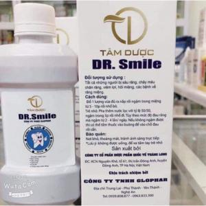 DR SMILE TÂM DƯỢC - ĐẶC TRỊ SÂU RĂNG, NHIỆT MIÊNG, HÔI MIÊNG, VIÊM LỢI, Ê BUỐT, CHẢY MÁU CHÂN RĂNG - Dụng cụ vệ sinh làm sạch răng miệng