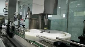 Dây chuyền sản xuất nước yến sào, yến hủ thủy tinh tự động