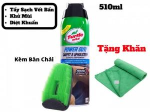 Dung Dịch Làm Sạch Da Nỉ Taplo Turtle Wax...