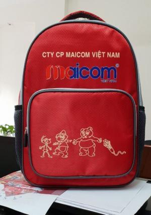 Quà tặng balo, túi xách du lịch in logo