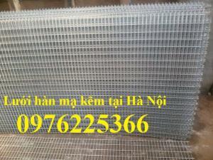 Công ty sản xuất lưới thép hàn mạ kẽm tại Hà Nội
