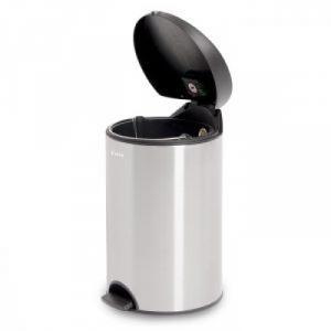 Thùng rác inox tròn 15 lit giá rẻ toàn quốc