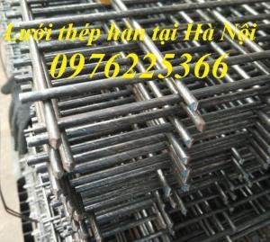 Lưới thép hàn ô vuông, lưới hàn đổ sàn bê tông