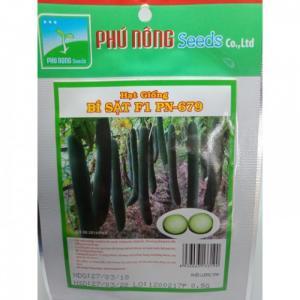 Hạt giống bí đao xanh (bí sặt) Phú Nông
