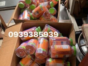 Kirkland adult Gummies C Thực phẩm bổ sung Vitamin C kẹo dẻo