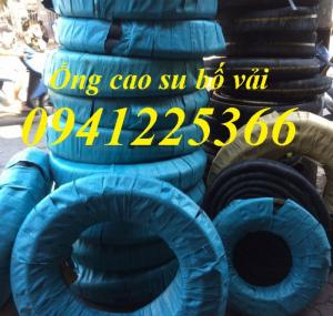 Chuyên phân phối ống cao su bố vải