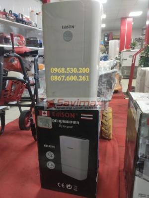 Máy hút ẩm Edison ED-12BE máy hút ẩm gia đình giá rẻ