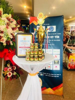 Yến hũ chưng sẵn cao cấp Hoàng Việt Nha Trang Khánh Hòa