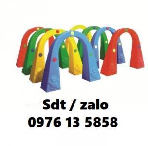 Cung chui nhựa hình chữ U - Cung chui mầm non giá rẻ