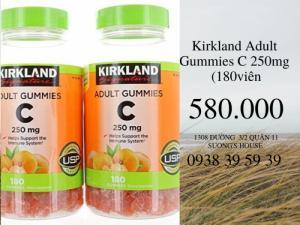 Kẹo Dẻo trái cây Bổ Sung Vitamin C Kirkland...