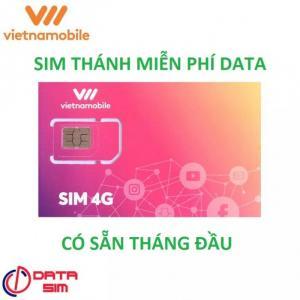 sim 4g vietnamobile nội mạng miễn phí data không giới hạn